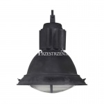 LAMPA WISZĄCA - INDUSTRIALNA - Chic Antique - FACTORY 3 COAL